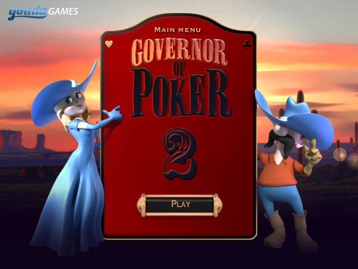 GOVERNON OF POKER