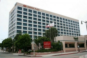 Il Crowne Plaza Hotel di Los Angeles