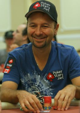 Daniel Negreanu non ha commentato il 'black friday'
